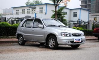 2010款A+ 1.0L 两厢北京特供版
