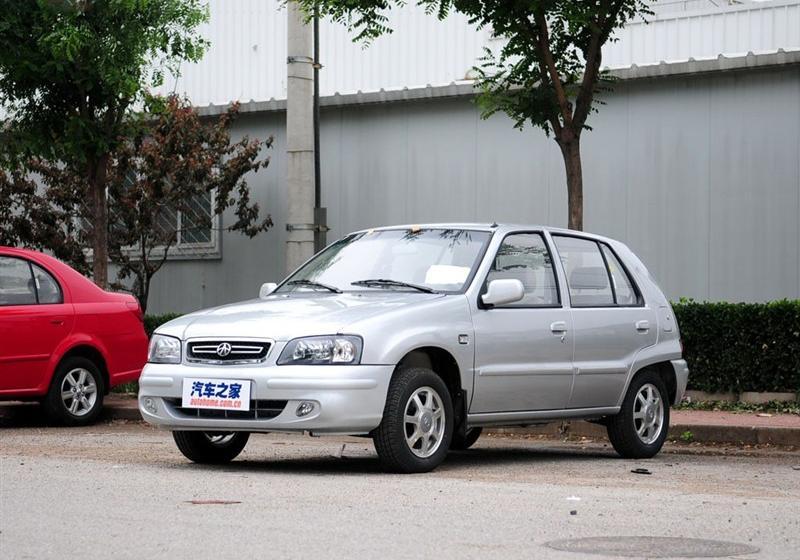 2011款A+ 1.0L 两厢(无空调)国IV