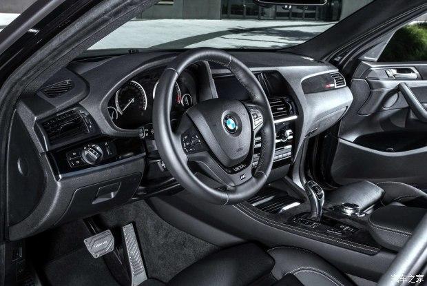 宝马(进口) 宝马X4 2014款 xDrive35i M运动型