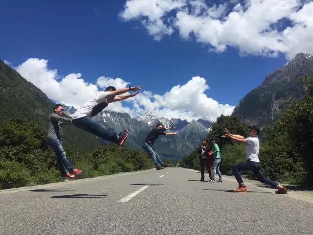 自驾游西藏之318国道
