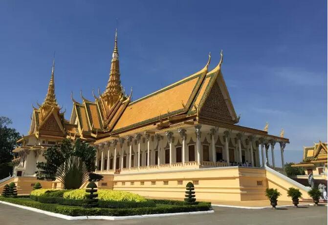 落地自驾柬埔寨6日神秘之旅