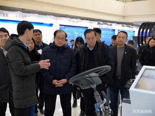福田汽车举办技术成果展示活动