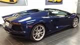 真没谁了 超靓丽蓝色LP 700-4 Roadster